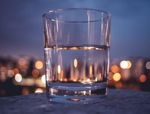 Glass-half-full principle